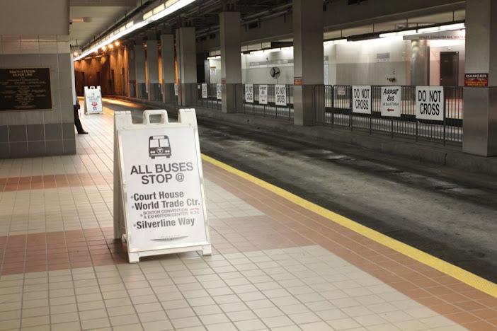 Silver Line platform