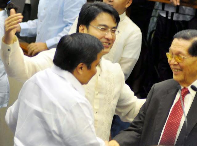 Senator Ramon Revilla Jr.