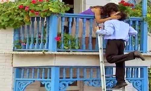 Cuando un hombre esta enamorado piensa que viviran felices para siemrpe