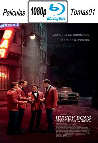 Jersey Boys: Persiguiendo la Musica (2014) BRRip 1080p