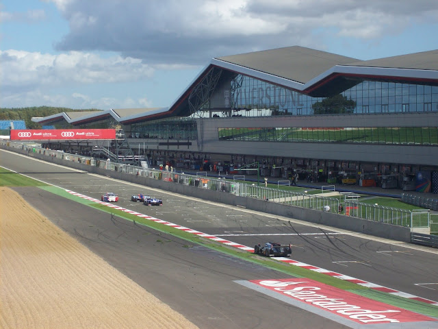 ILMC/LMS at Silverstone Wing