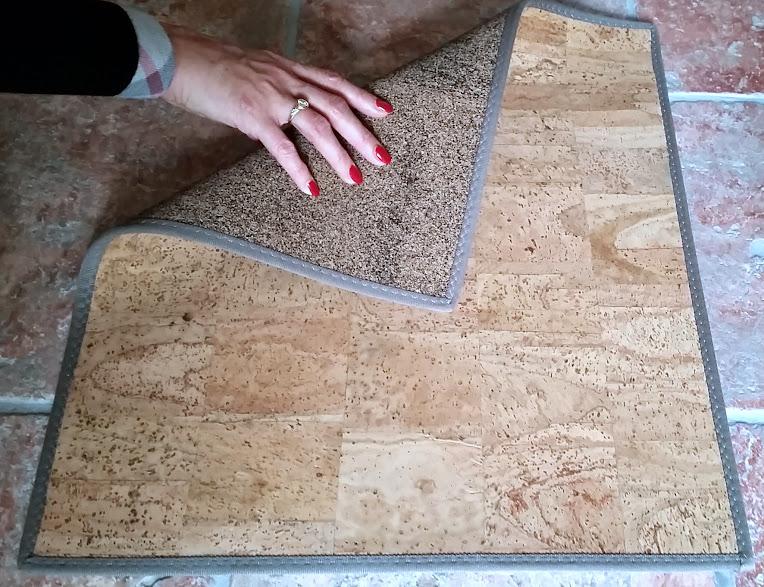Leopard, Vorleger, Teppich, Wellnes carpet, Gymnastik