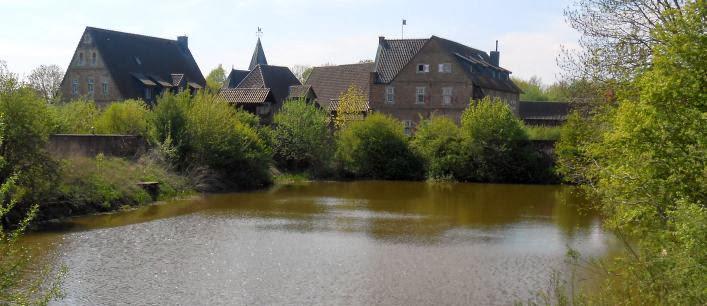 Haus Kakesbeck, Elvert, Münsterland
