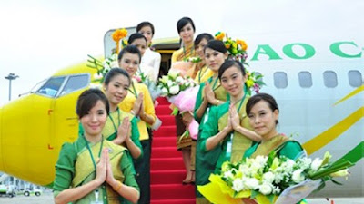 Threeland Travel Indochina - Lao Central Airlines
