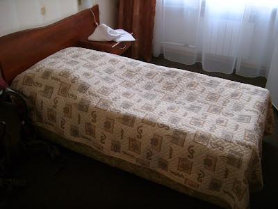 ソ連風のベッド
