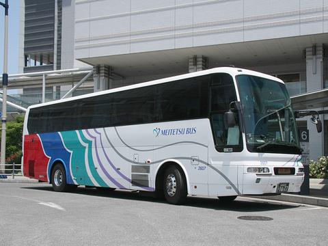 名鉄バス 夜行高速路線用車両 2607