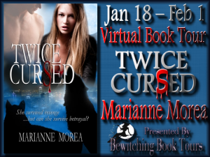 Twice Cursed Tour hosted by Bewitching Books