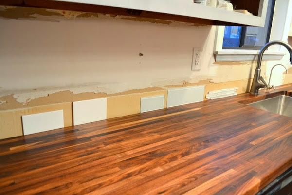 Picking A Kitchen Backsplash: Choosing The Kitchen Backsplash Tile