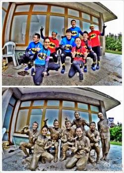 Running Man Chinese Version - Running Man trung quốc