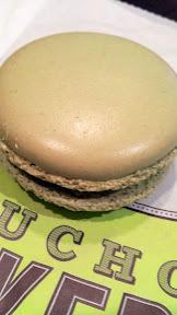 Bouchon Bakery Pistachio Macaroon
