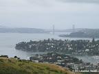 Views of Golden Gate Bridge