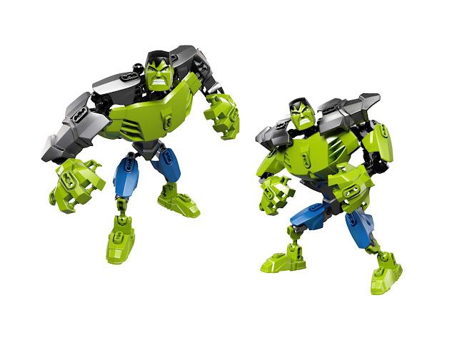 レゴ スーパー・ヒーローズ ハルク 4530