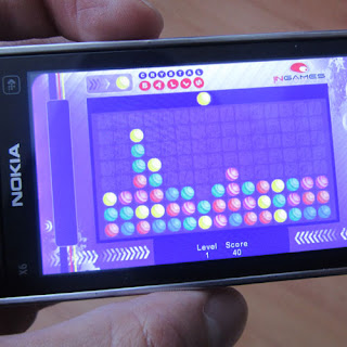 Review: Download Crystal Balls Game for Nokia X6