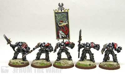 Grey Knight Terminator squad