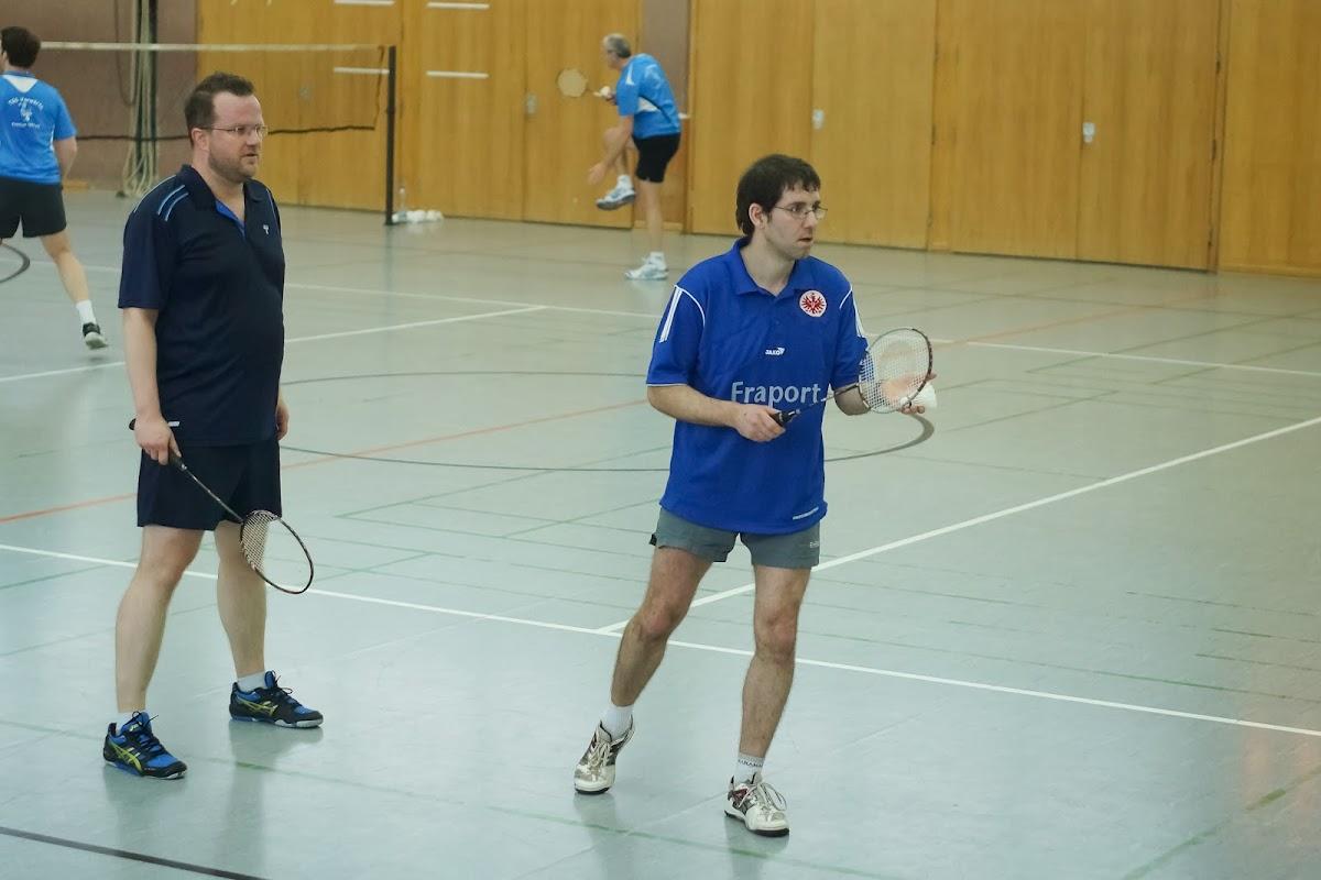 Olaf und Jochen im zweiten Doppel