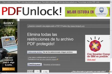 Programa Para Desbloquear Pdf