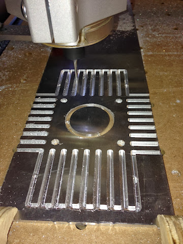 Cutting Heatsink 2