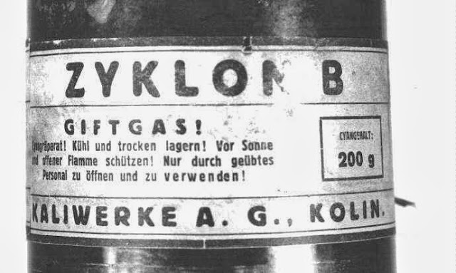 The Holocaust, Syria, and the German business of poison gas