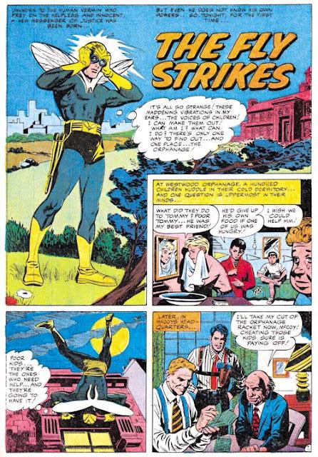 """Jack Kirby: """"Stan Lee era una peste"""" Thefly01"""