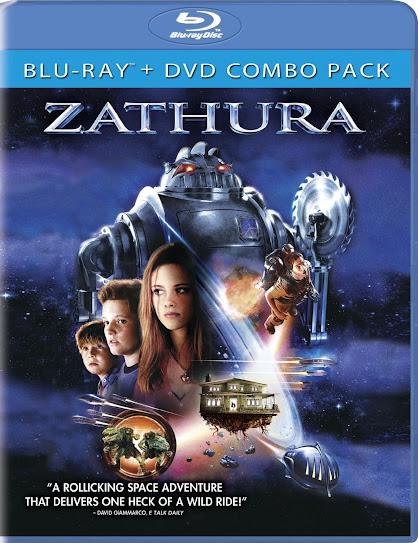 Zathura: Una Aventura Fuera de Este Mundo [BD25]