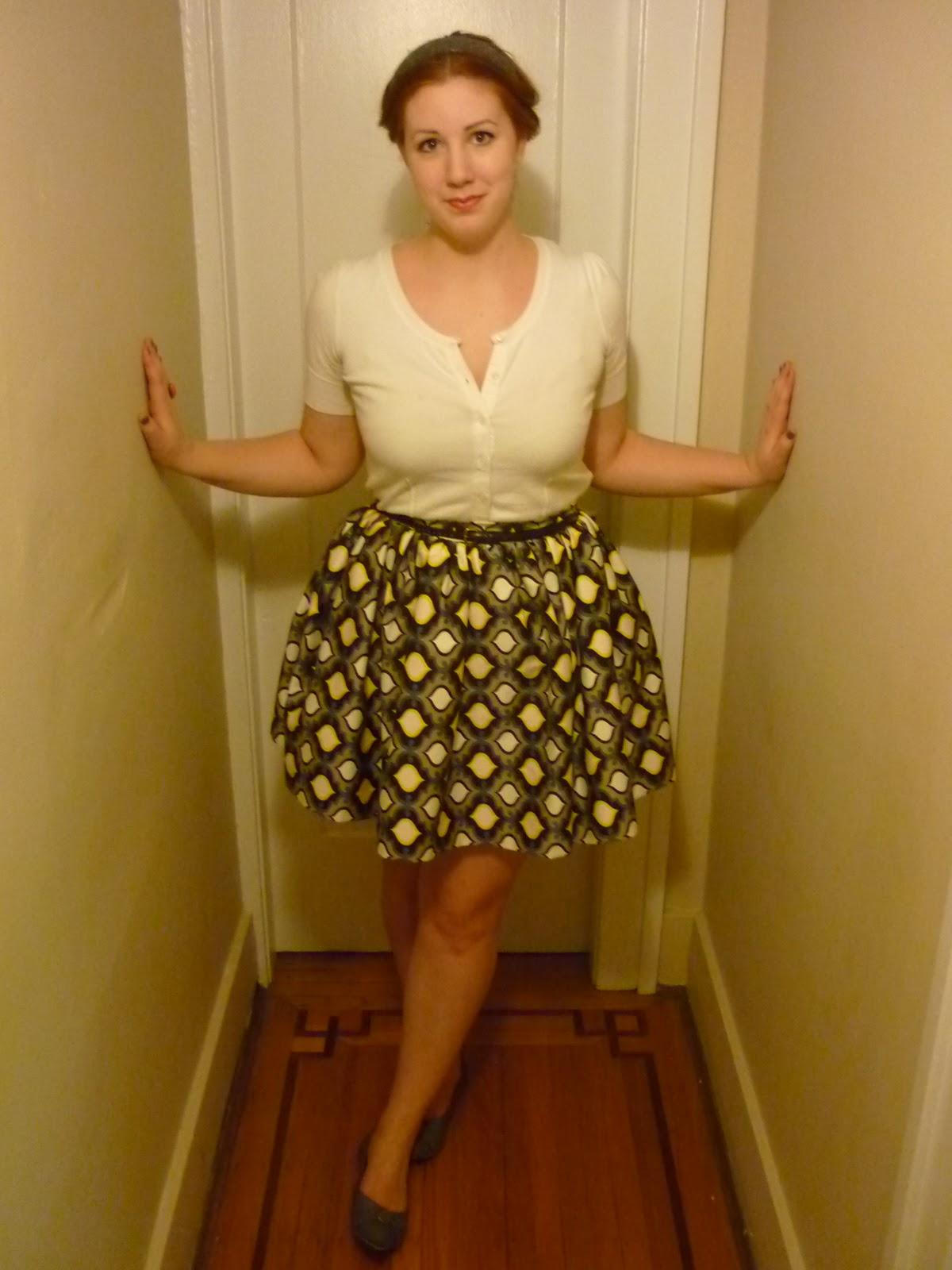ars gratia artis the lemon drop skirt. Black Bedroom Furniture Sets. Home Design Ideas