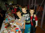 Kiermasz świąteczny - 11.12.2013 filia