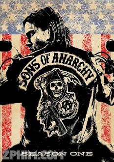 Giang Hồ Đẫm Máu 1 - Sons of Anarchy Season 1 (2008) Poster