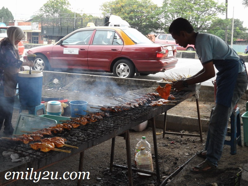 pasar Ramadan Jalan Tasek Ipoh