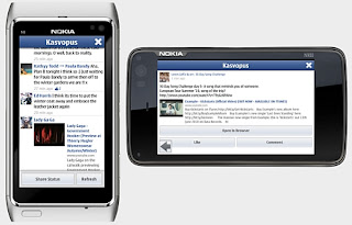 Download Kasvopus: New Facebook App For Your Nokia