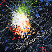 Hello Sleepwalkeres cd cover