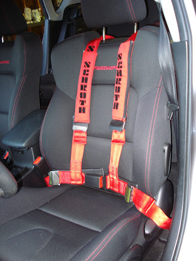4 point harness - Mazda3 Forums : The #1 Mazda 3 Forum
