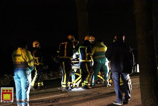 Automobilist gewond bij eenzijdig ongeval op de grens overloon venray 11-12-2012 (11).JPG