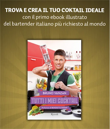 Manuale: Tutti i miei cocktail  Bruno Vanzan | Ita