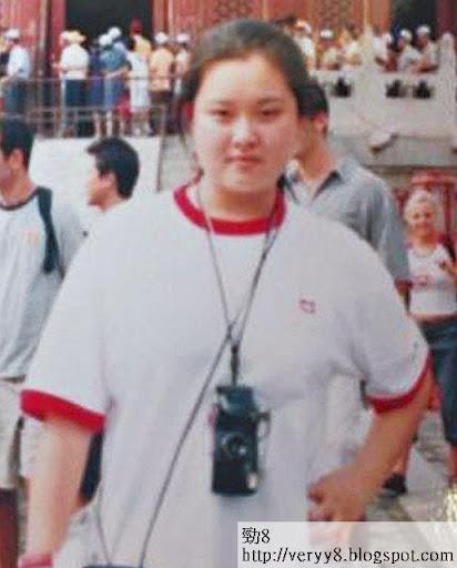 15歲 180磅減磅期