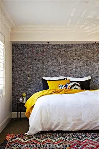 Phòng ngủ hiện đại: Đẳng cấp từ sự đơn giản-9