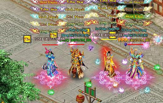 Nhiều tính năng mới của Võ Lâm Chi Mộng được bật mí 6