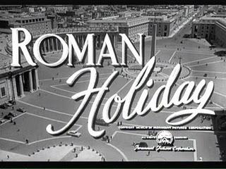 vacaciones en roma roman holiday