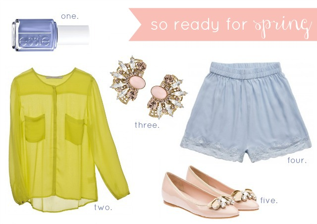 spring outfit cravings