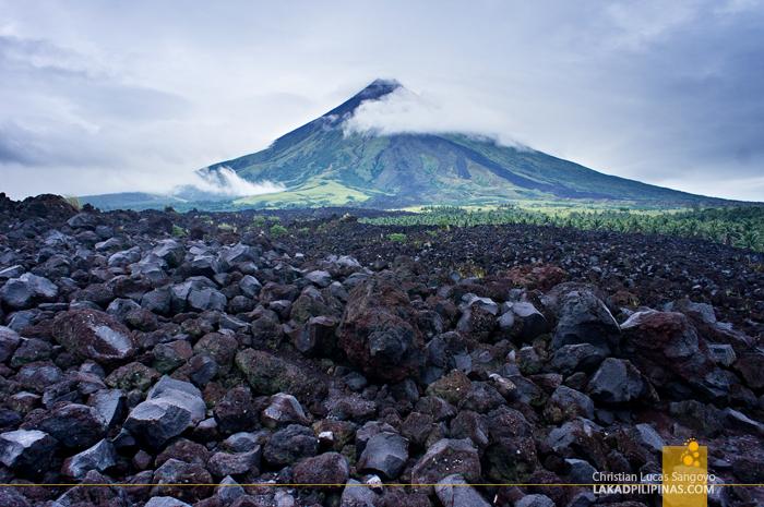 Mayon's Lava Trail