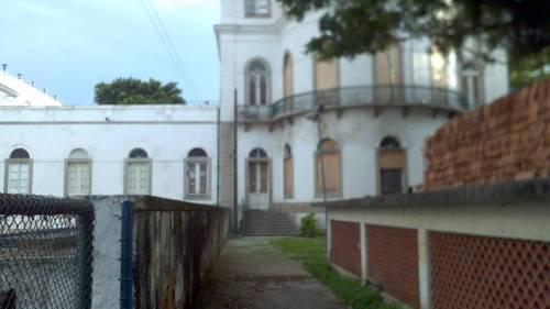 Escadas da Faculdade de Educação da UFRJ