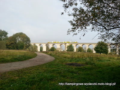 Atrakcej turystyczne w Bolesławcu, najdłuższy kamienny wiadukt kolejowy