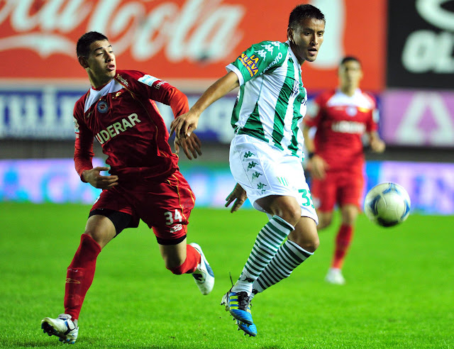 BANFIELD VS ARGENTINOS JUNIORS