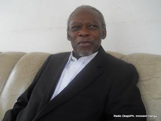Arthur Zahidi Ngoma, ancien vice-président de la République démocratique du Congo de 2003 à 2006.