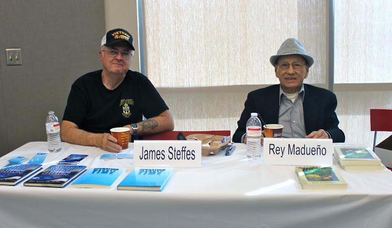 James Steffes and Rey Madeuno