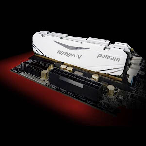 Panram Công Bố Sản Phẩm Thế Hệ Mới DDR4