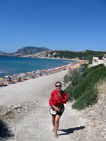 plaża Paradise Beach Kos