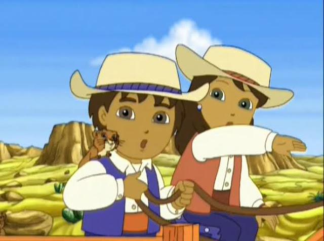 SAFA3 Go Diego Go Rescate en el safari (2007) DVDRip Audio Latino