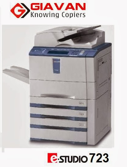 máy photocopy toshiba e723, máy photocopy toshiba, máy photocopy