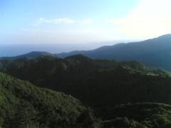 Panorama dalla Madonna della Guardia