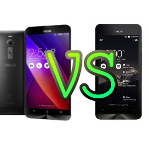 Perbandingan Spek Asus Zenphone 2 vs Zenphone 4s